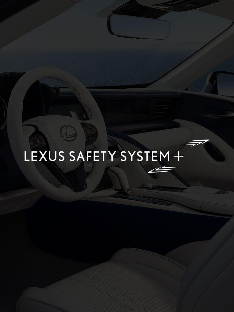 Parallax Image 5 Lexus Safety System