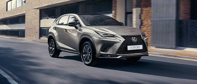 2020 lexus other models nx
