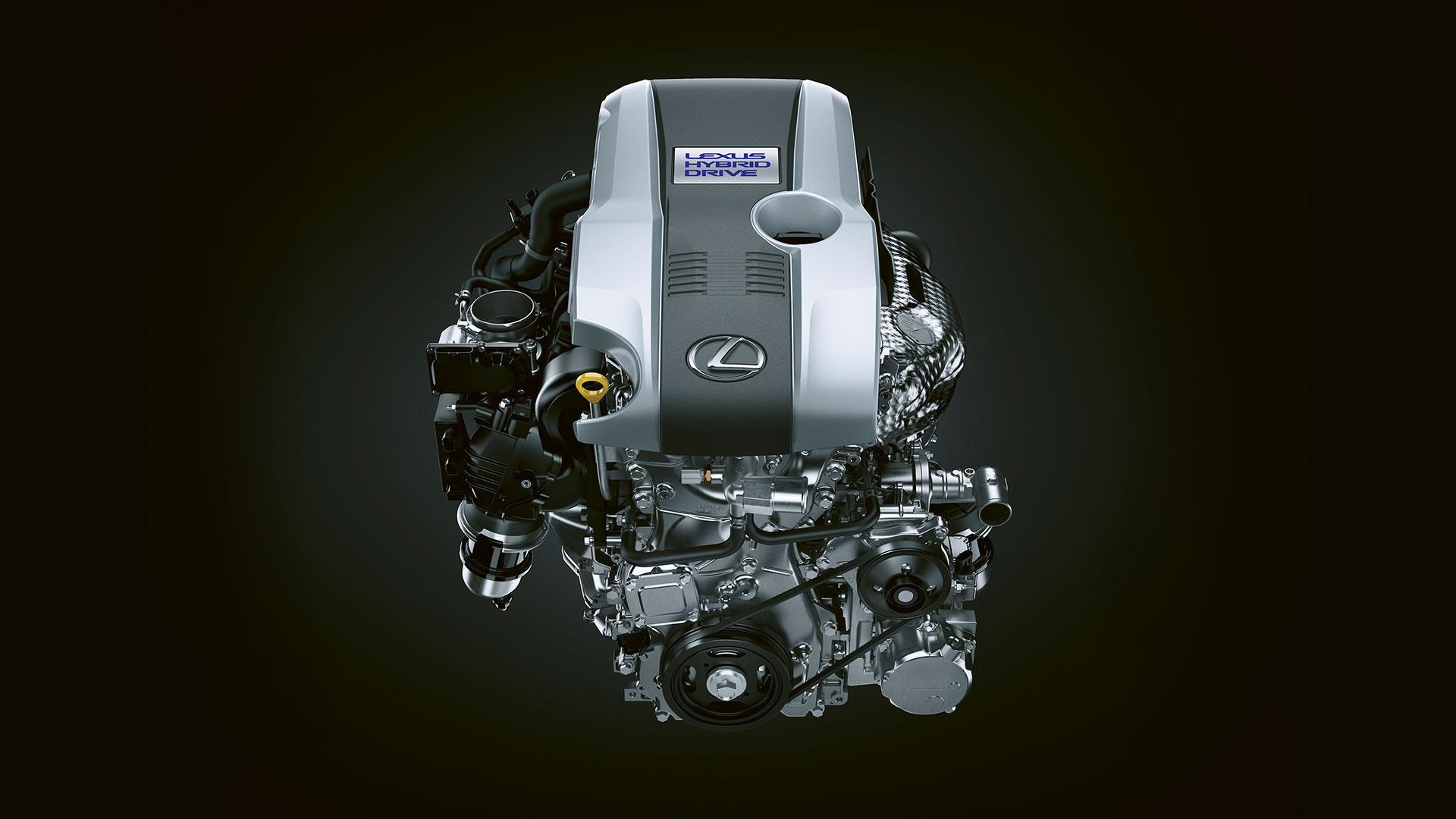 2018 lexus rc hotspot hybrid or petrol