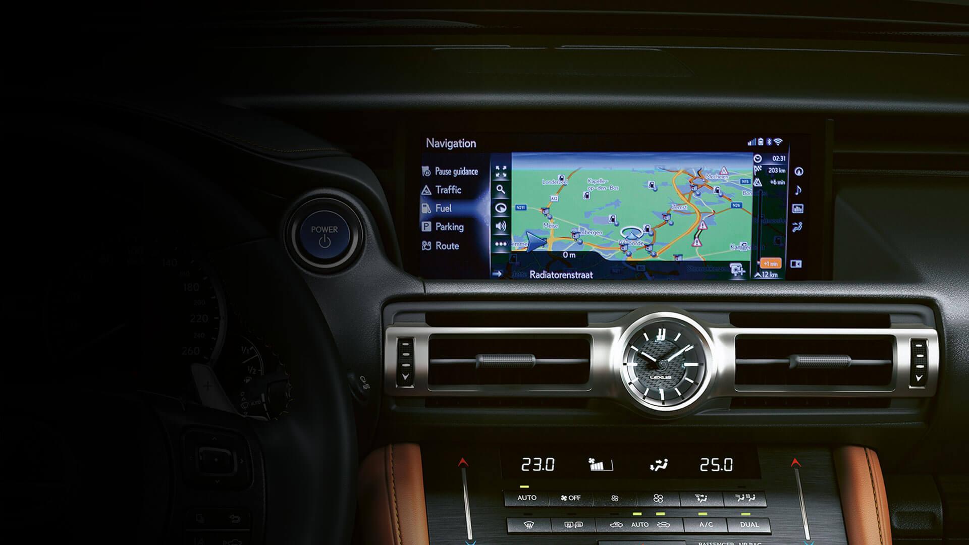 2018 lexus rc hotspot lexus premium navigation