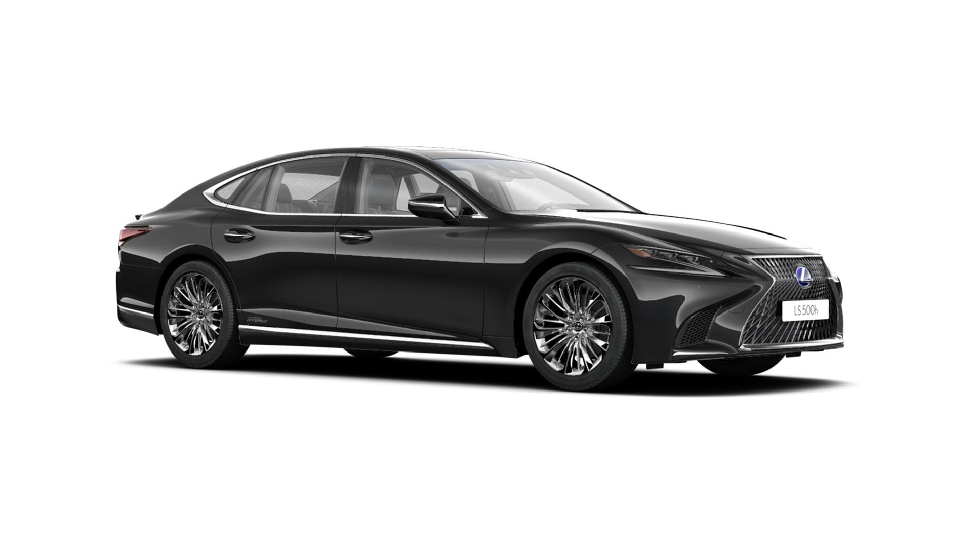 2017 lexus hybrid meet the ls ccis