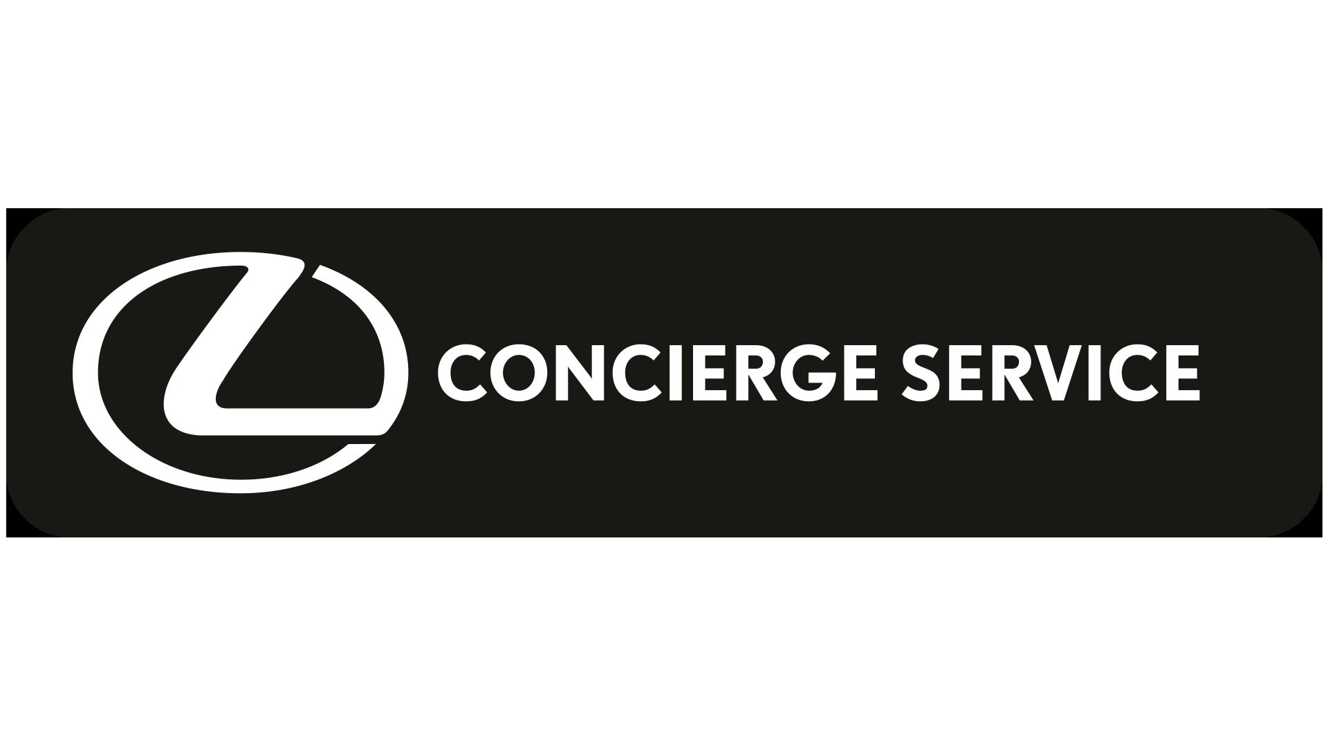 Lexus concierge service logo image