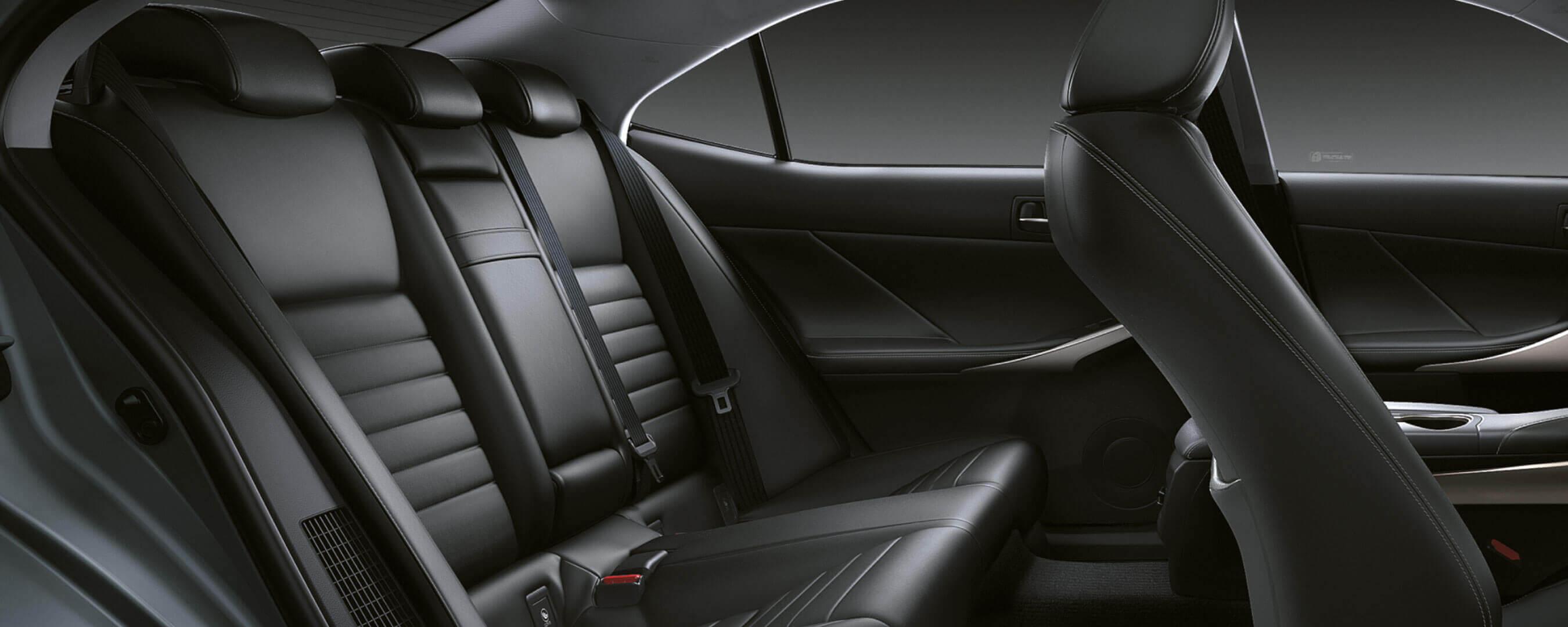2017 lexus is 300h experience hero interior back