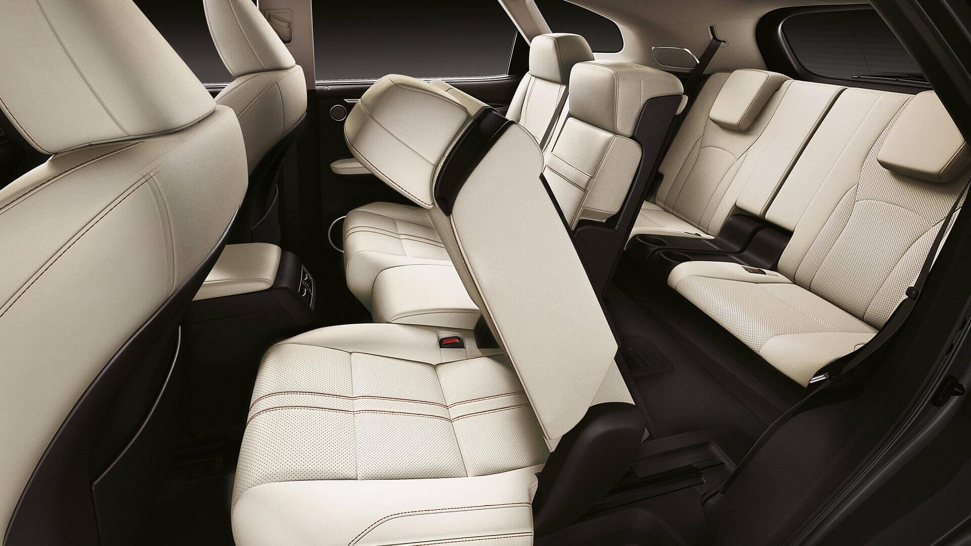 2019 lexus rxl hotspot third row seating
