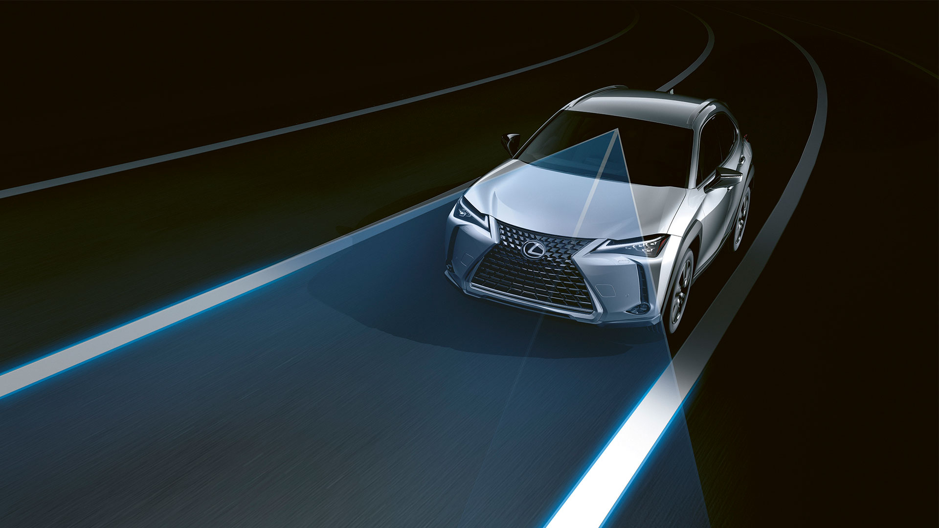2019 lexus safety system lane departure alert
