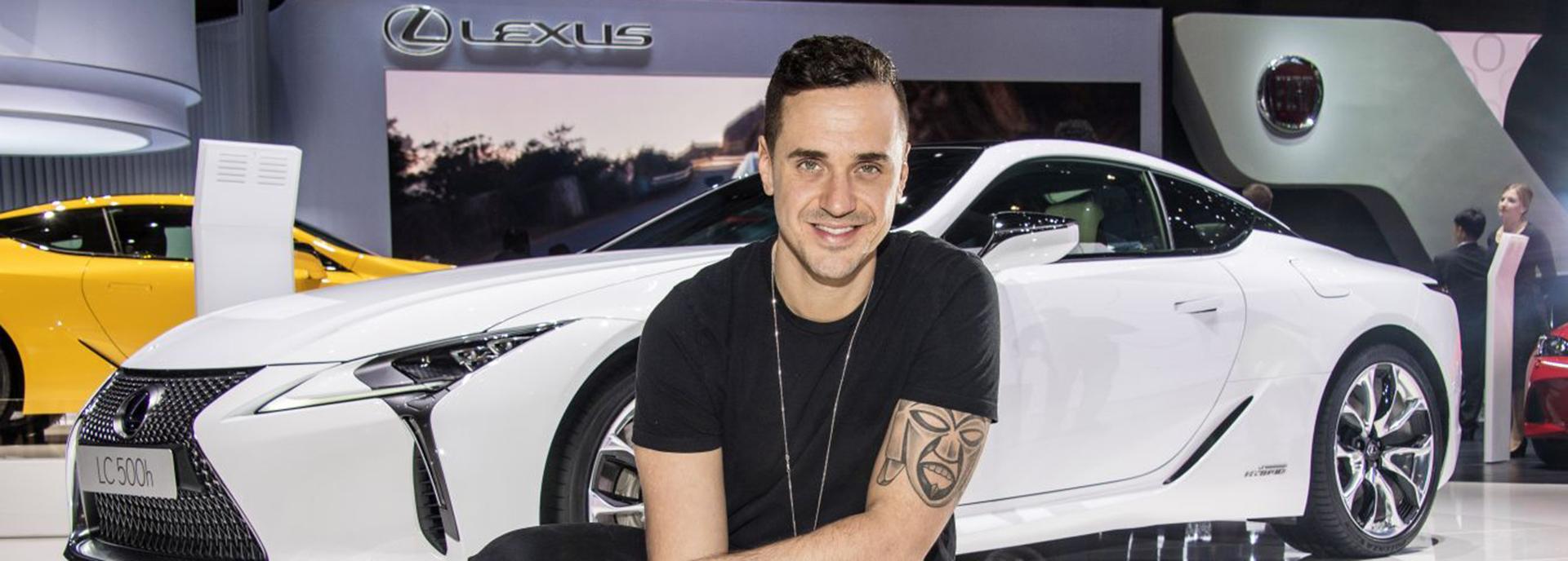 Lexus Seven Hero