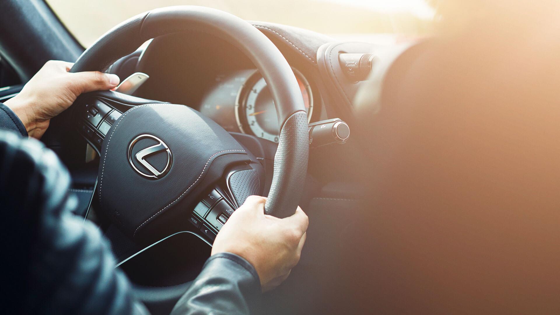 Lexus LC Lenkrad