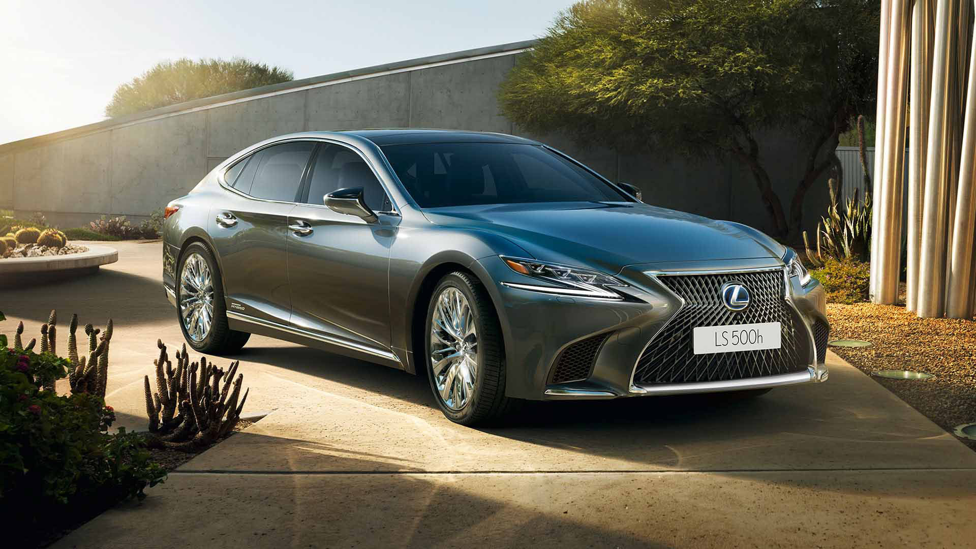 Lexus LS 500h Hybrid 2019 Luxuslimousine