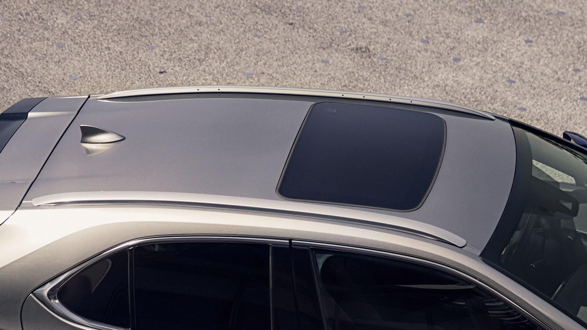 Lexus UX Sonnendach