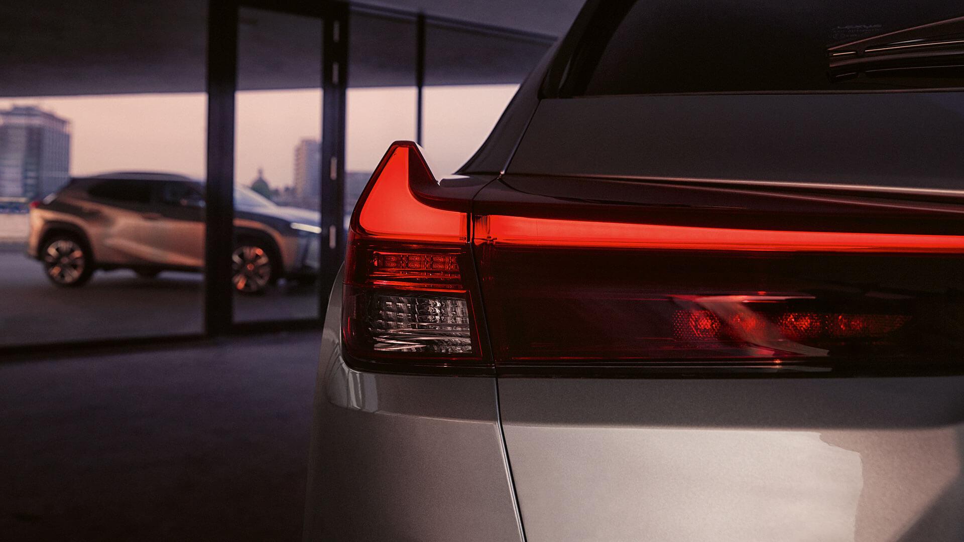 Lexus UX Rücklicht