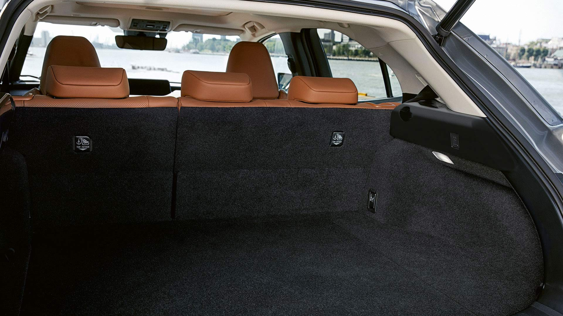 Lexus UX Kofferraum innen