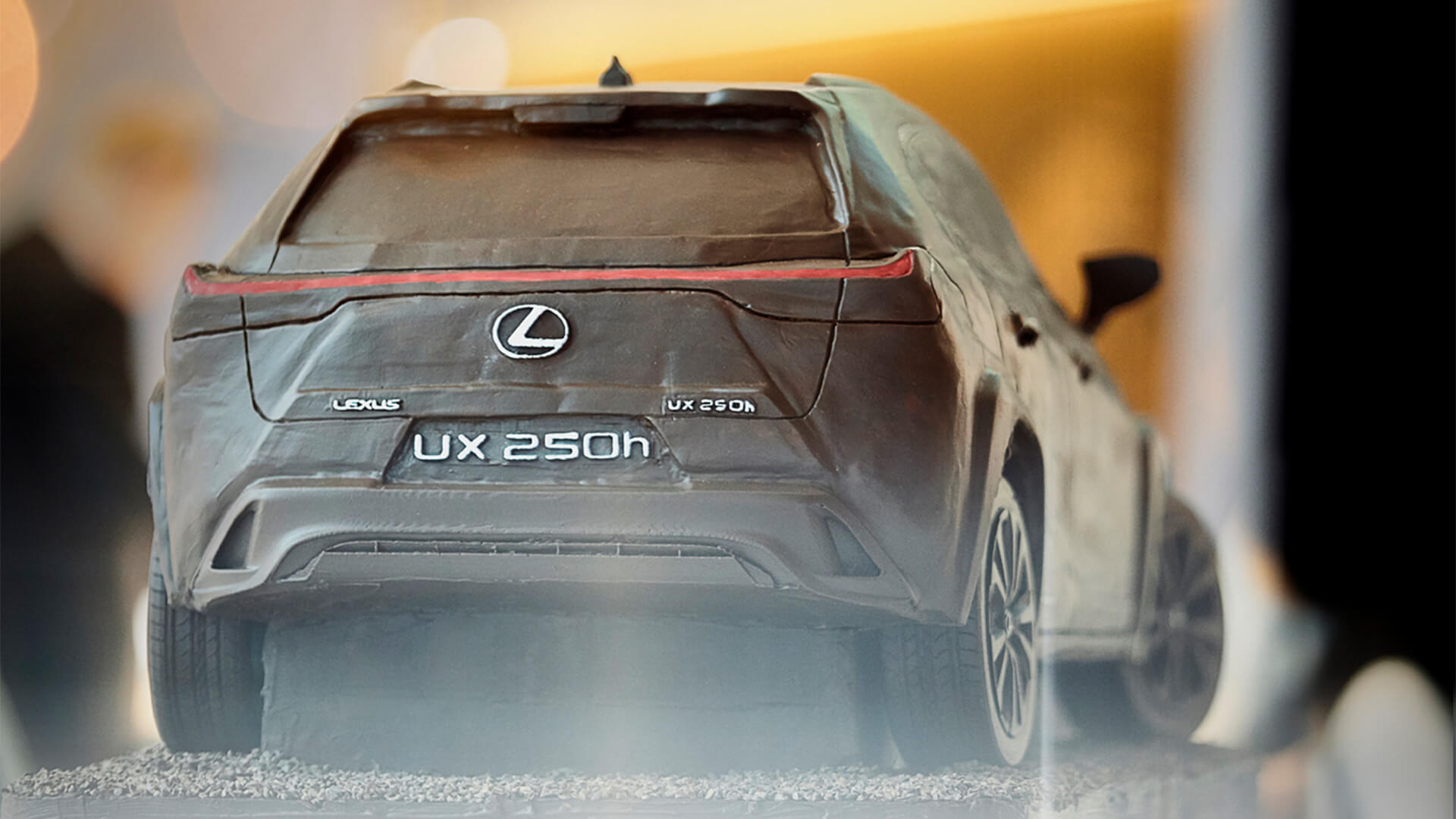 2019 lexus lounge UX Chocolate Car 1920x1080 13
