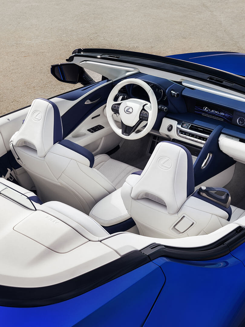 Parallax Image 2 Nothing is Crafted Like a Lexus