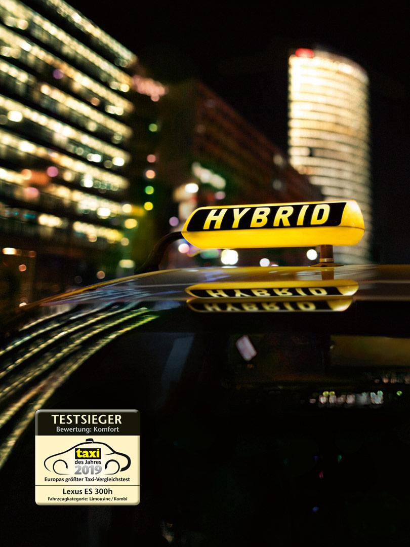 Lexus ES Taxi 2 Hybrid