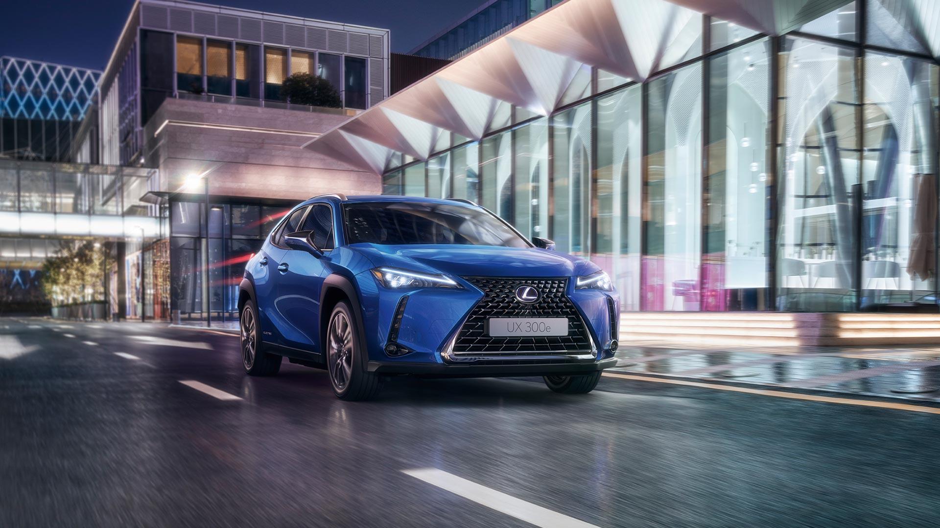 Lexus zwei Millionen elektrifizierte Fahrzeuge