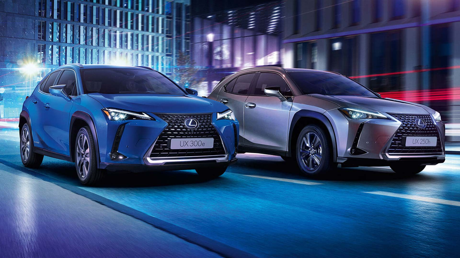 lexus electrified next step hero 2021