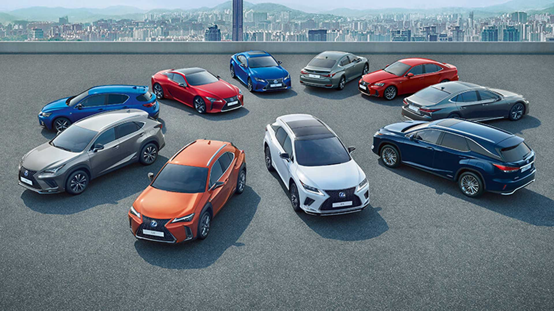 lexus hybrid range next step hero