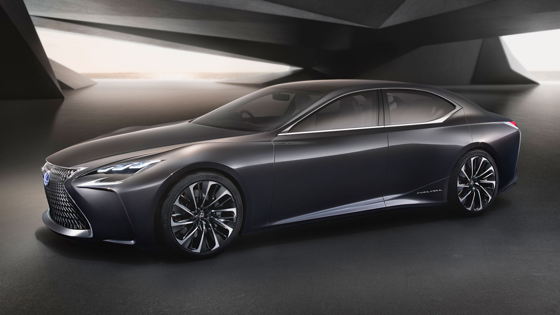 2020 Lexus Lf Lc Speed Test