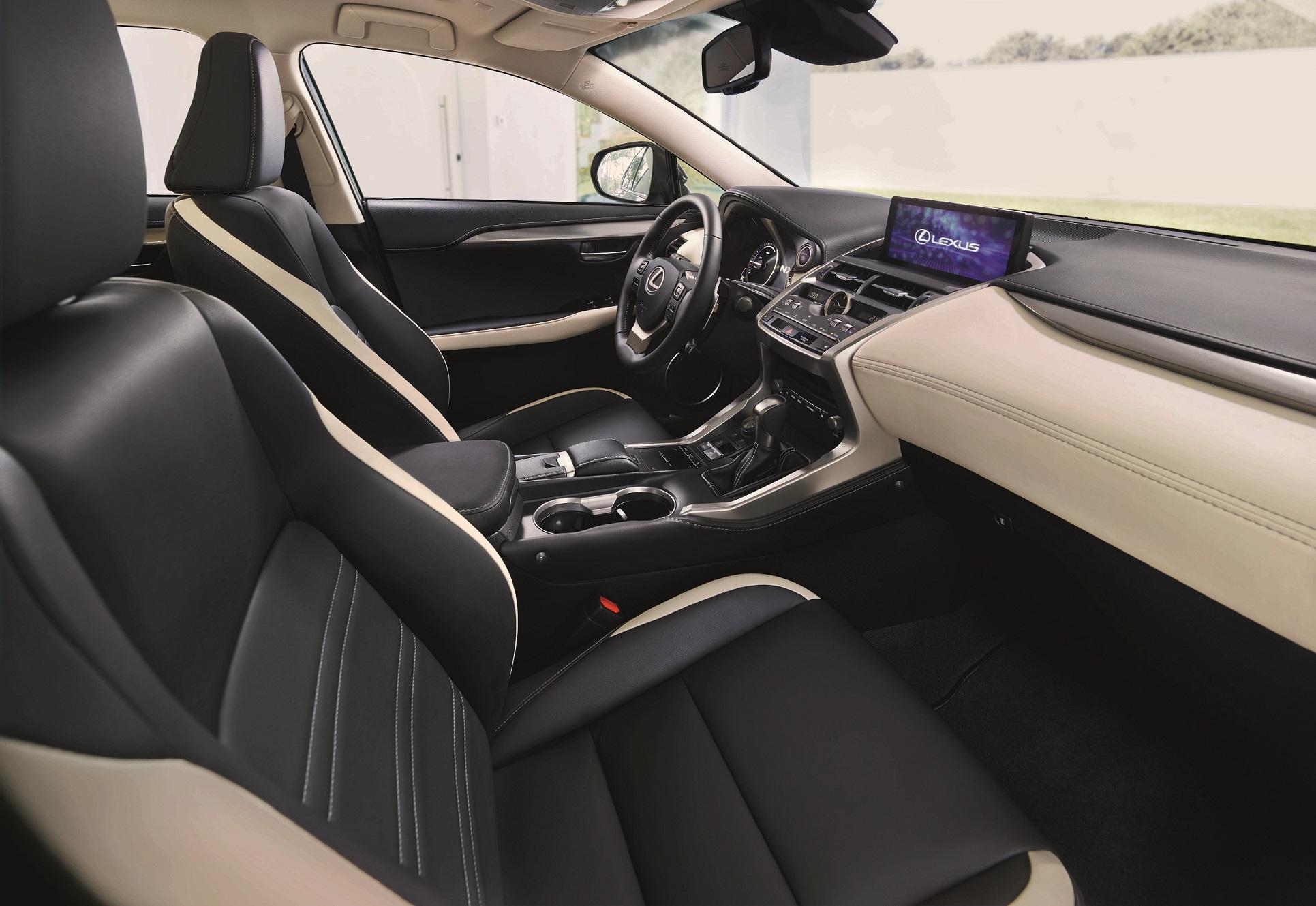2018 Lexus NX Interior 01