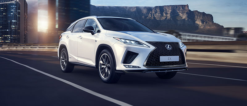 2020 lexus other models rx