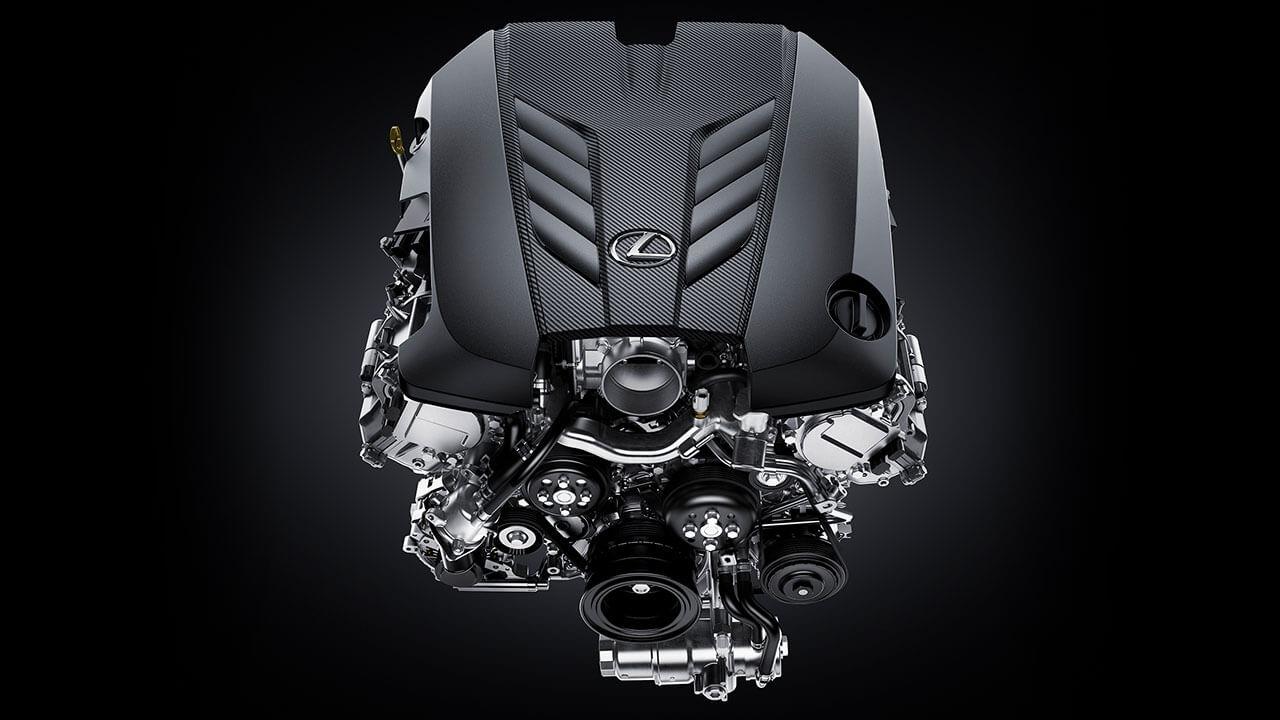 2020 hand built v8 engine