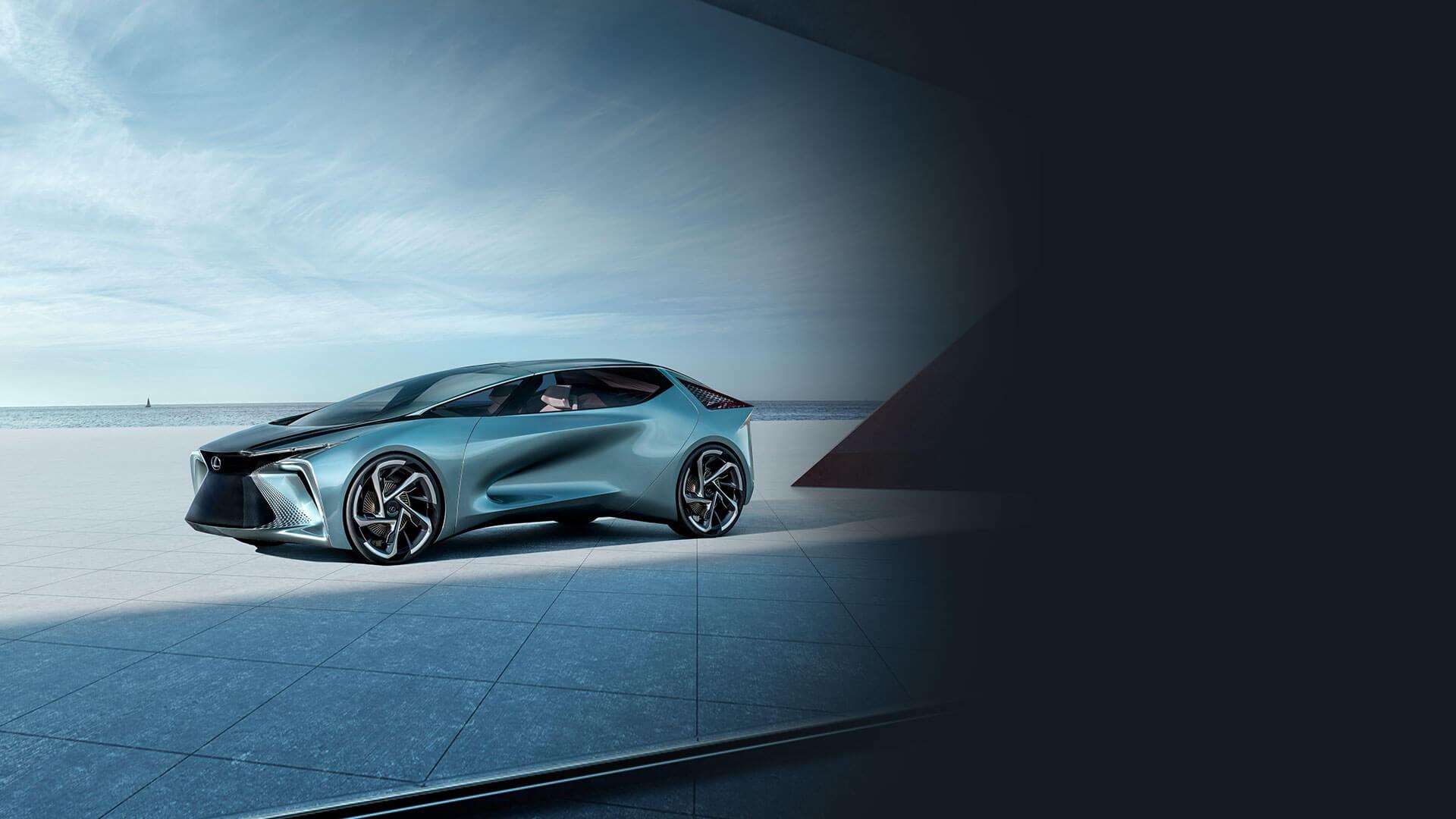 03 LF 30 Concept Car Hero Image