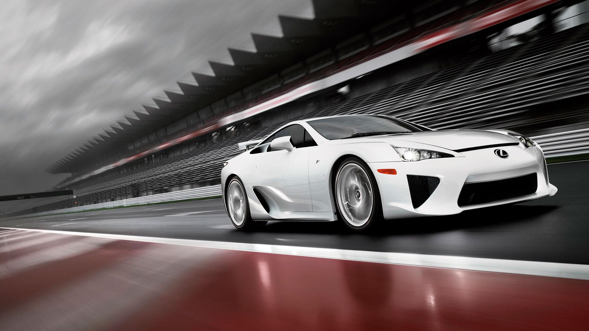 Lexus Eddie Mercks hero asset