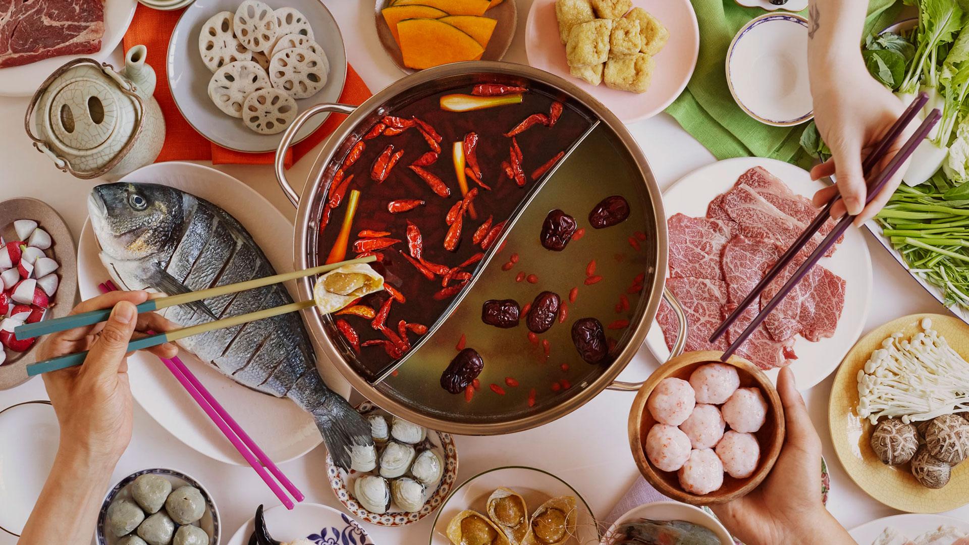 Comemos oriental hero asset