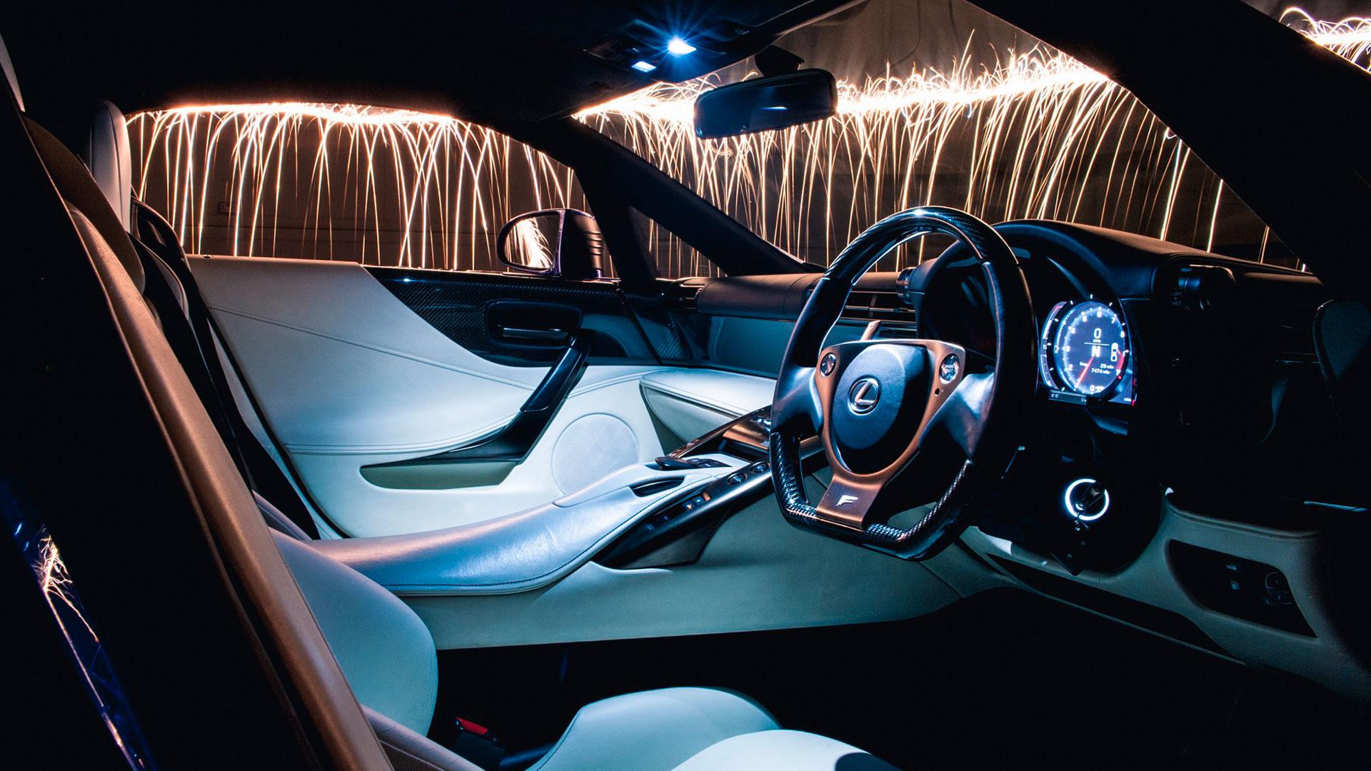 90 de las ventas Lexus hero asset