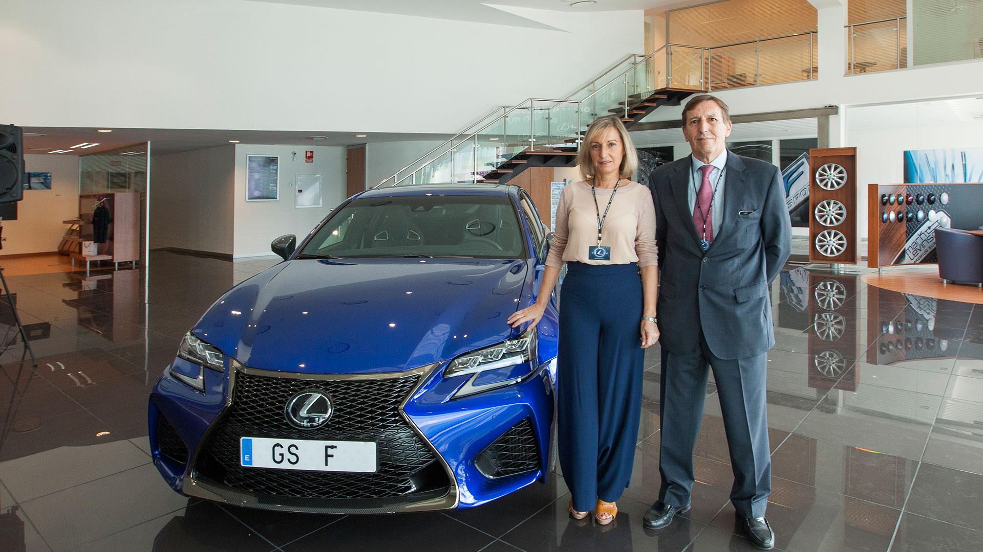 Lexus abre Sevilla Lexus hero asset