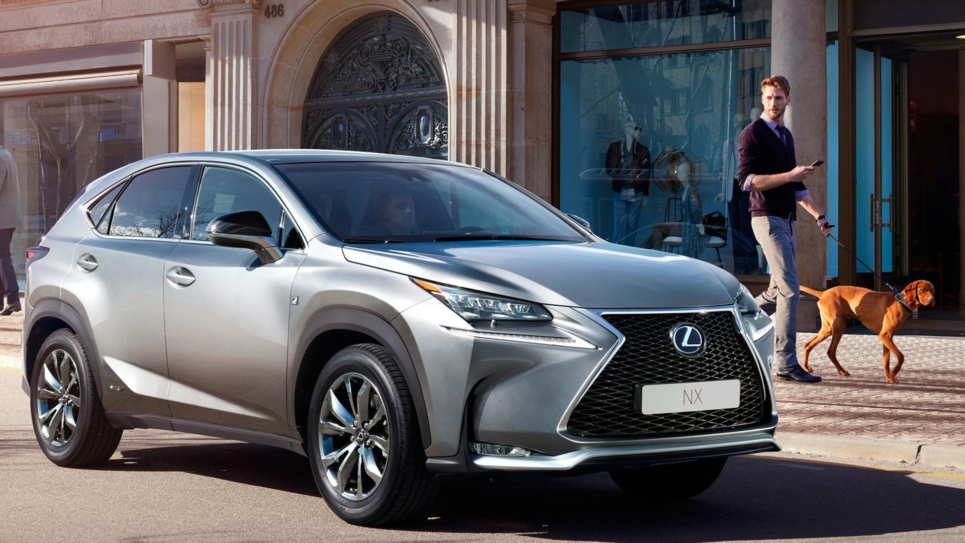 Lexus valorado por su fiabilidad hero asset