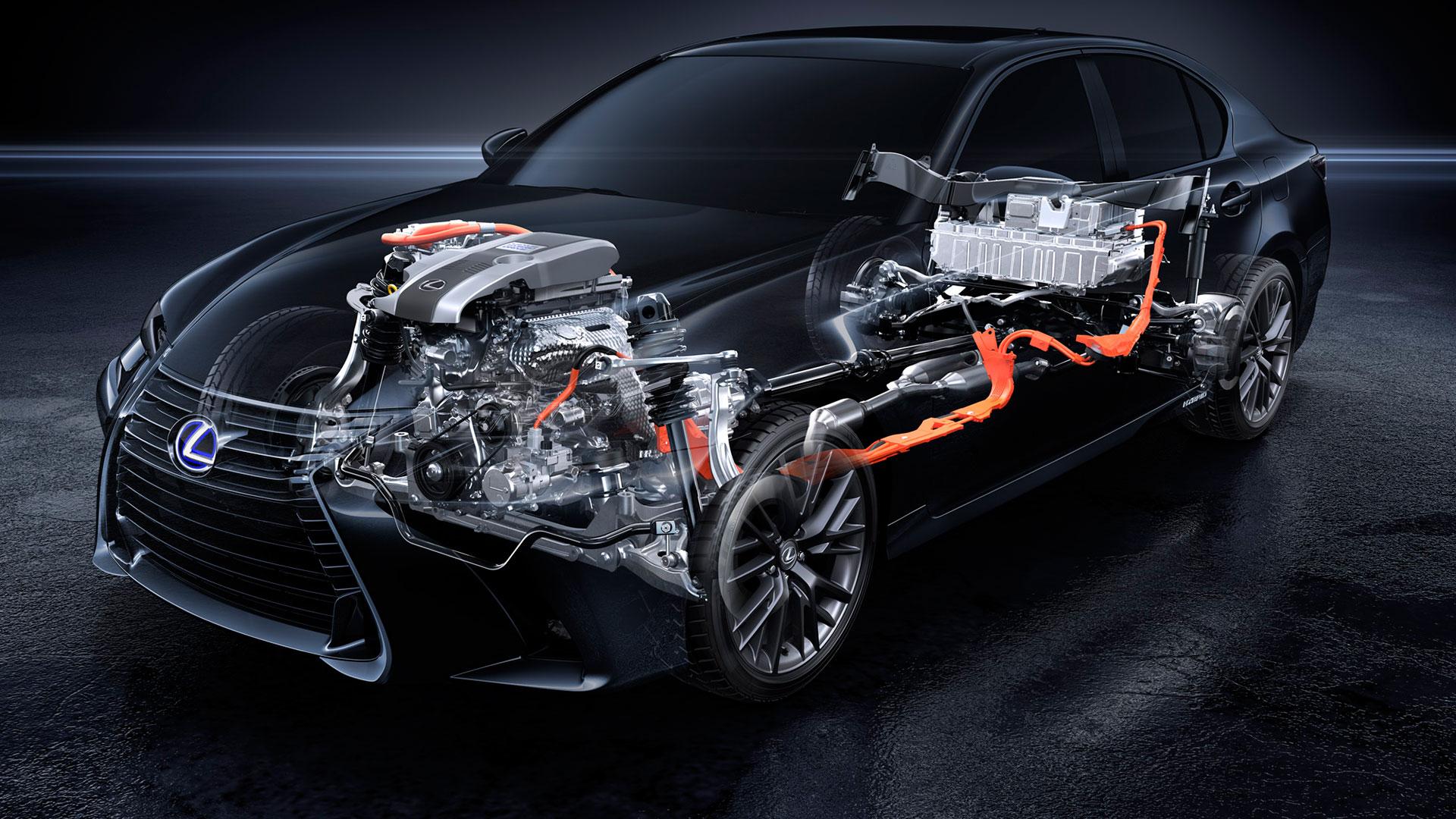 Calendario 2013 de Lexus Lexus hero asset