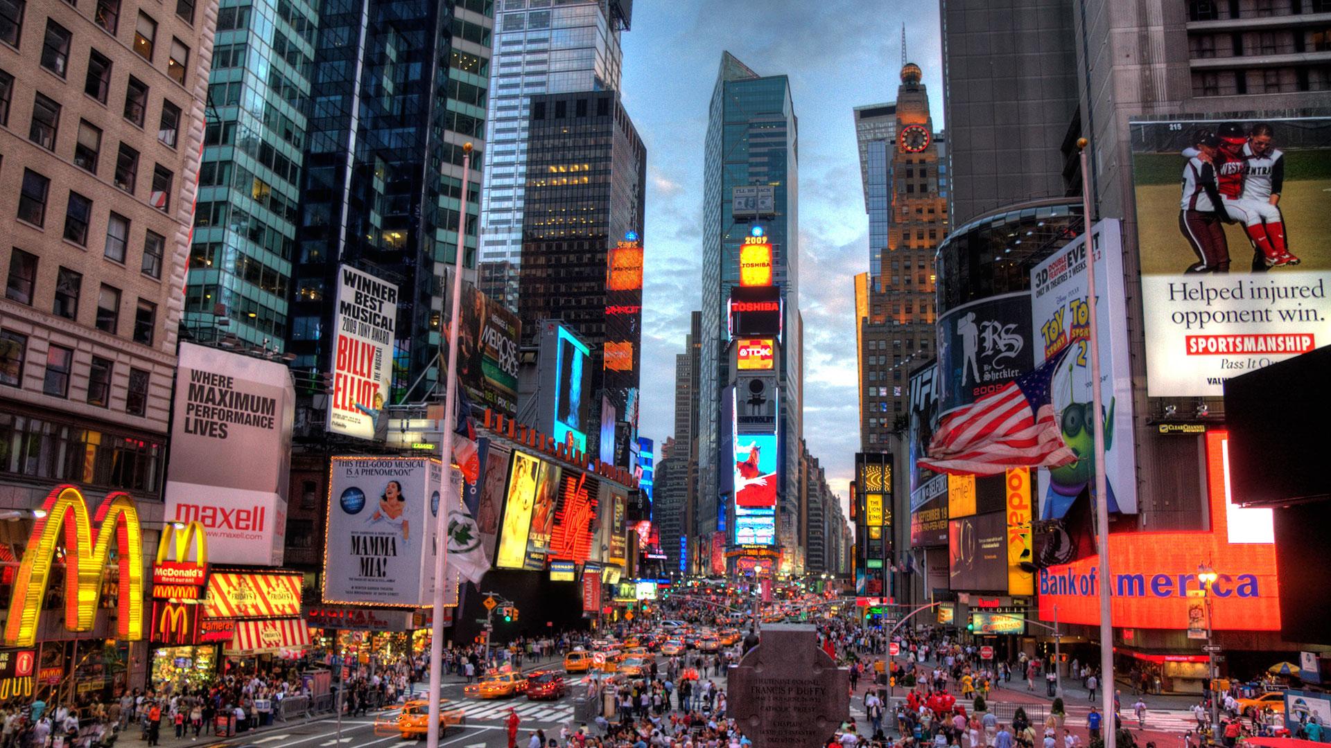 De Nueva York al cielo hero asset
