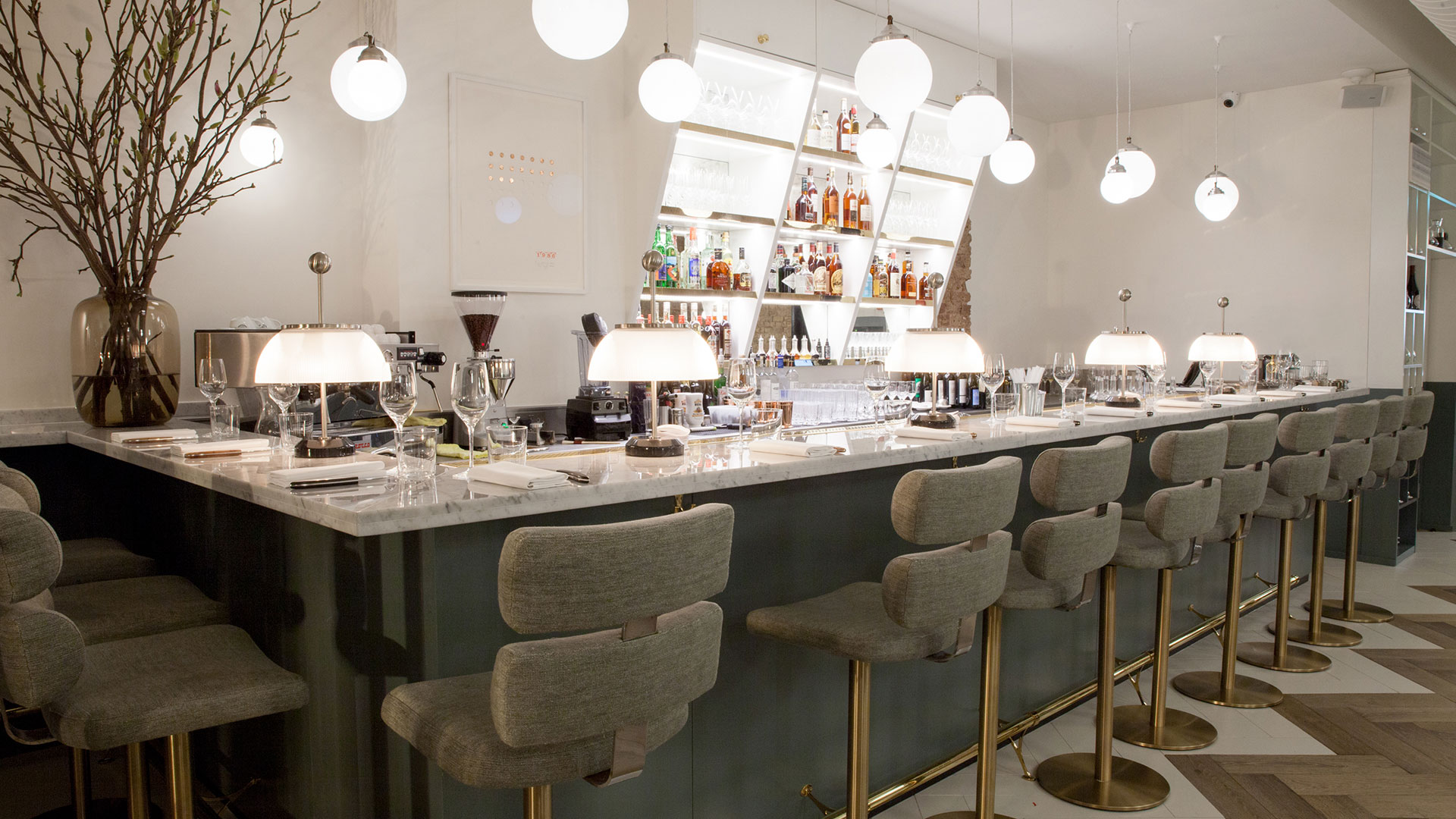 Restaurante en Londres hero asset