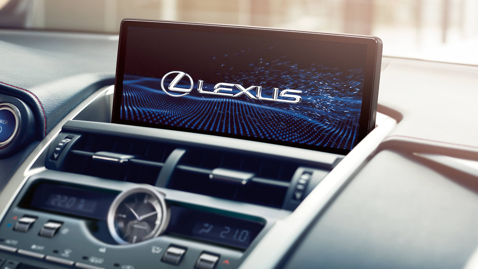 2020 lexus nx hotspot panoramic view monitor