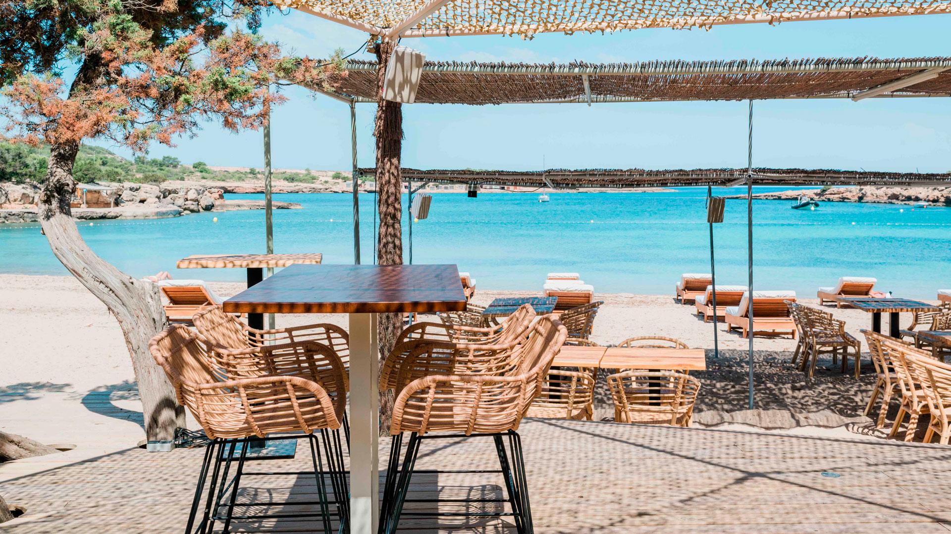 Imagen de Alma Beach en Ibiza