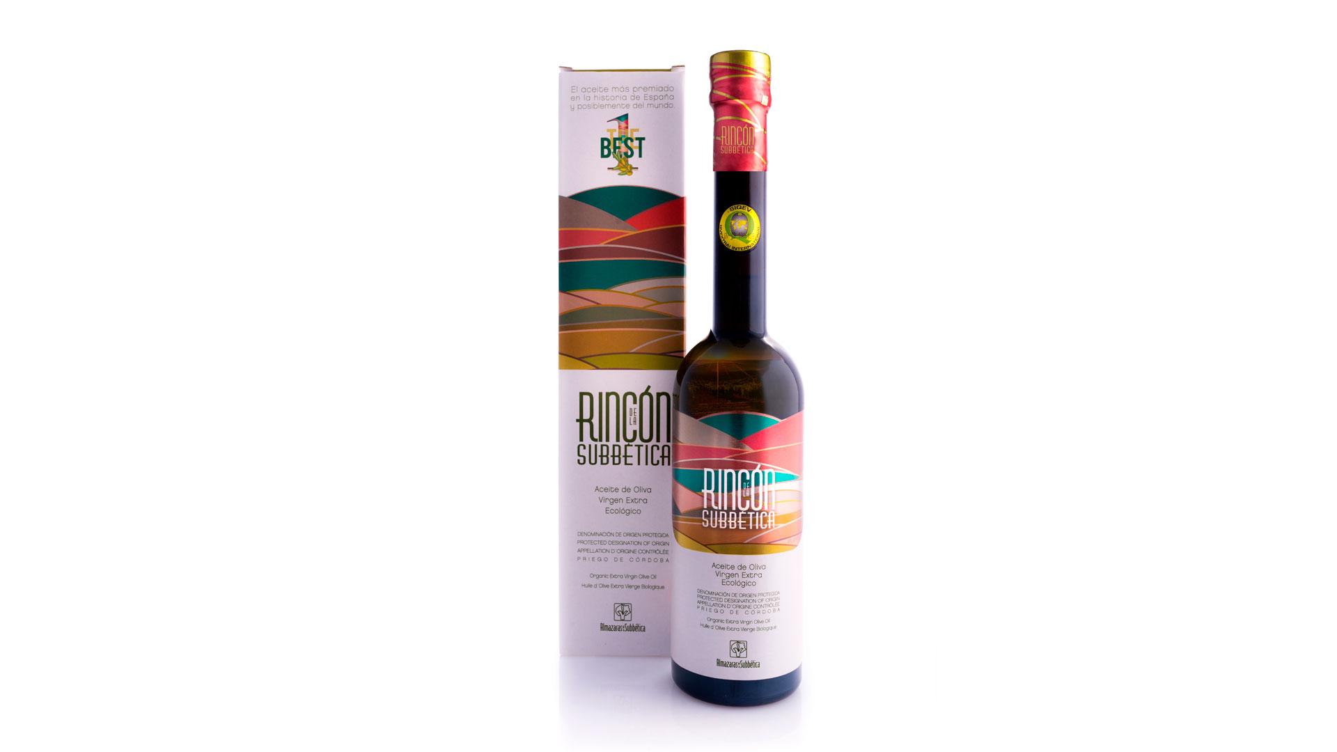 Imagen del aceite Rincón de la Subbética