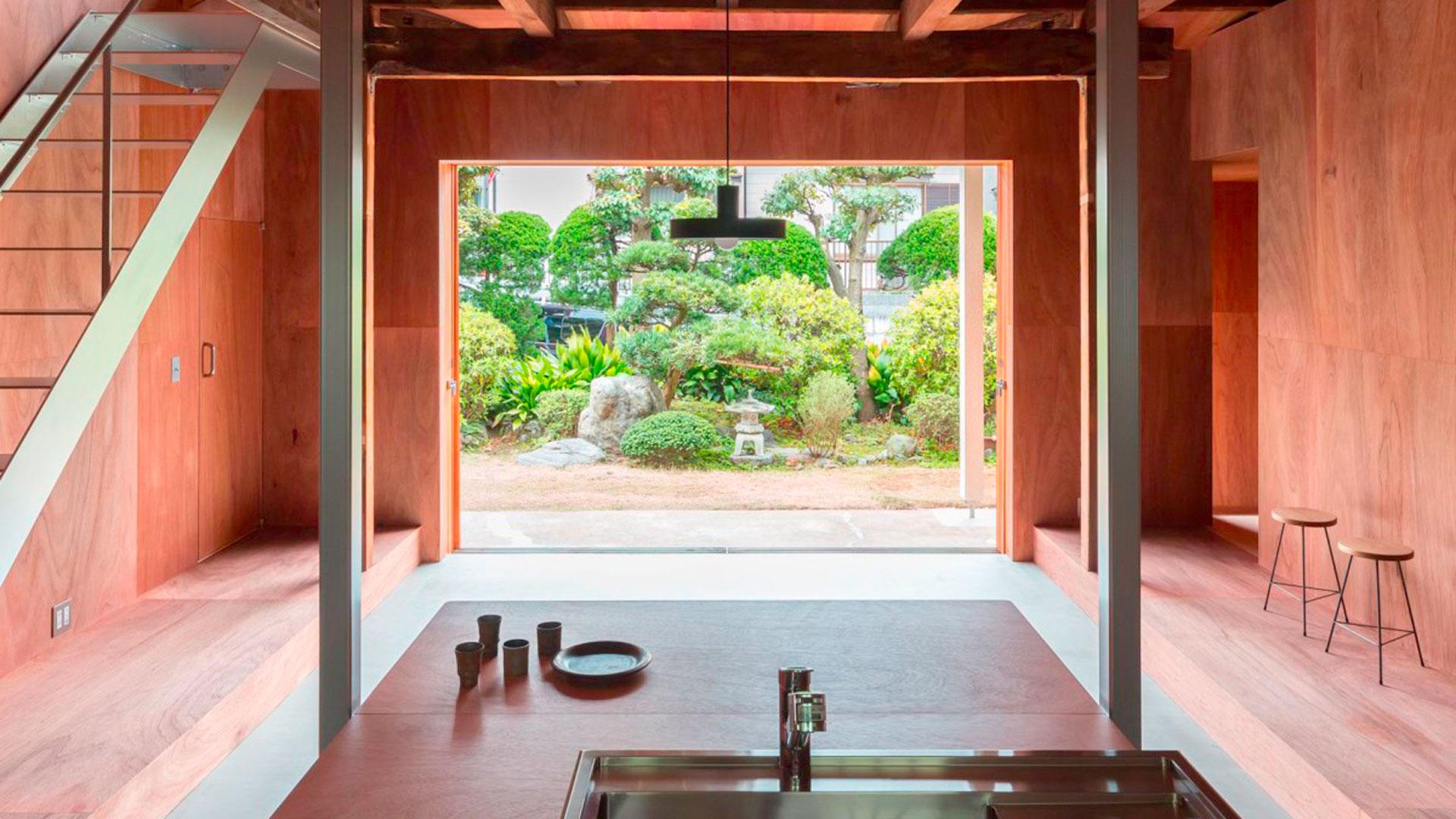 Una casa en Yokohama hero asset