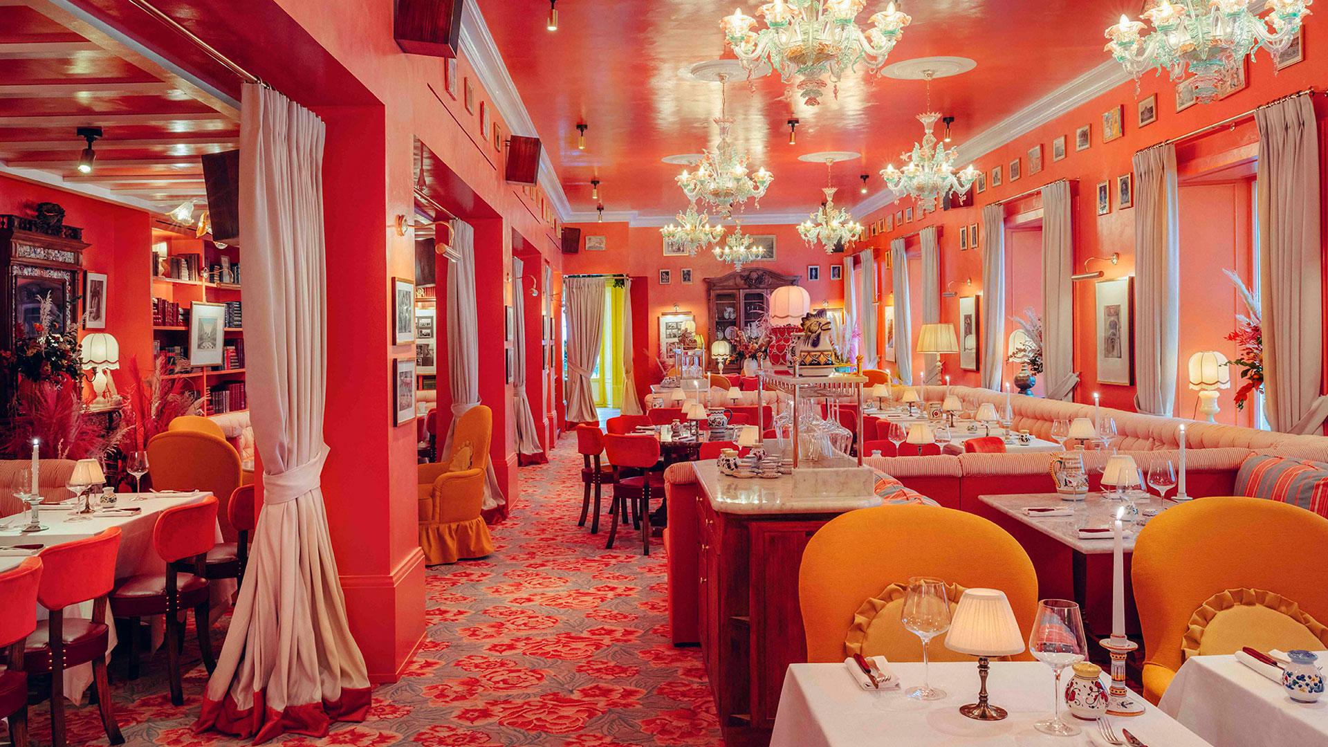 Imagen del restaurante Bel Mondo en Madrid