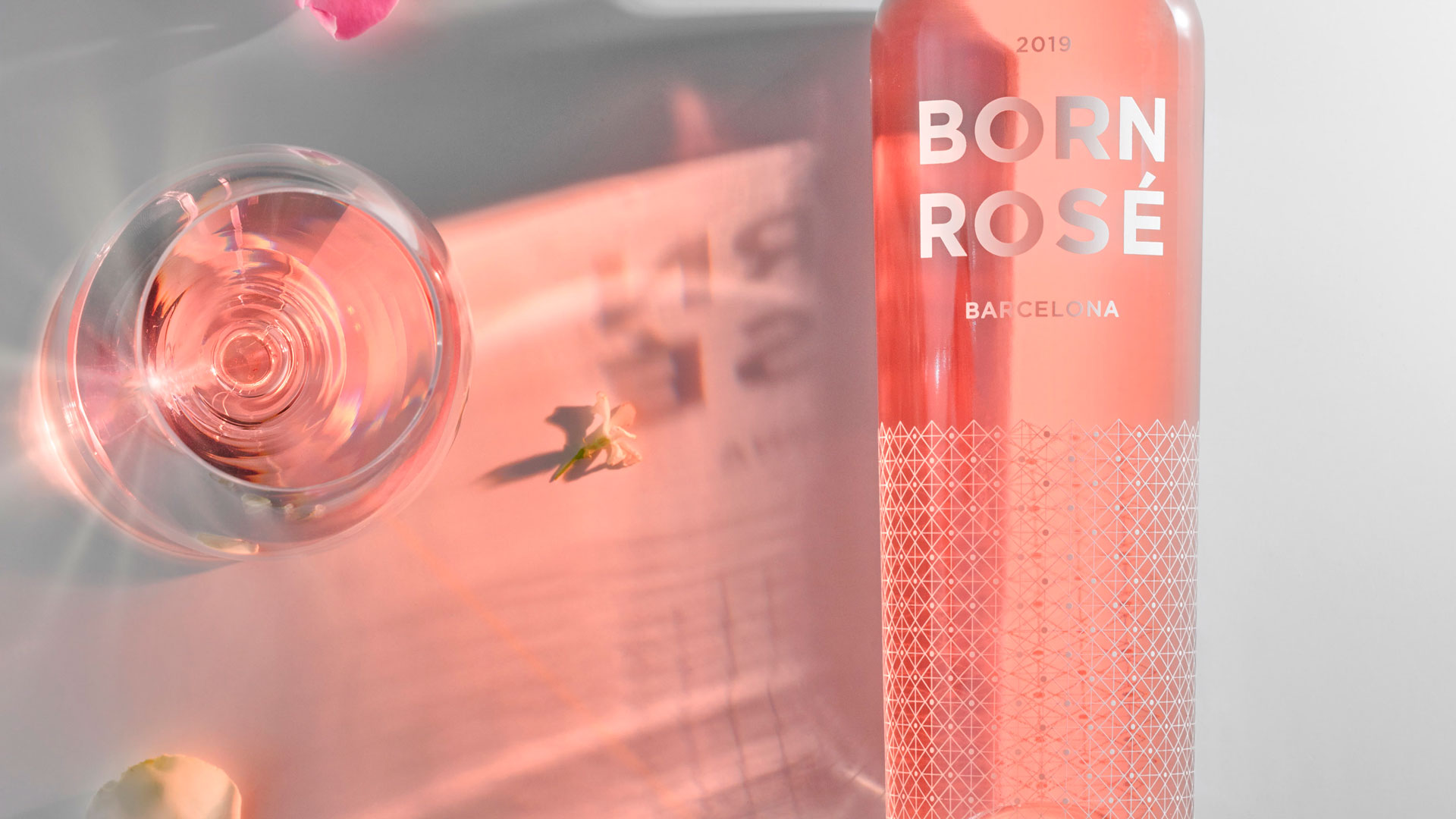 Imagen del vino Born Rosé
