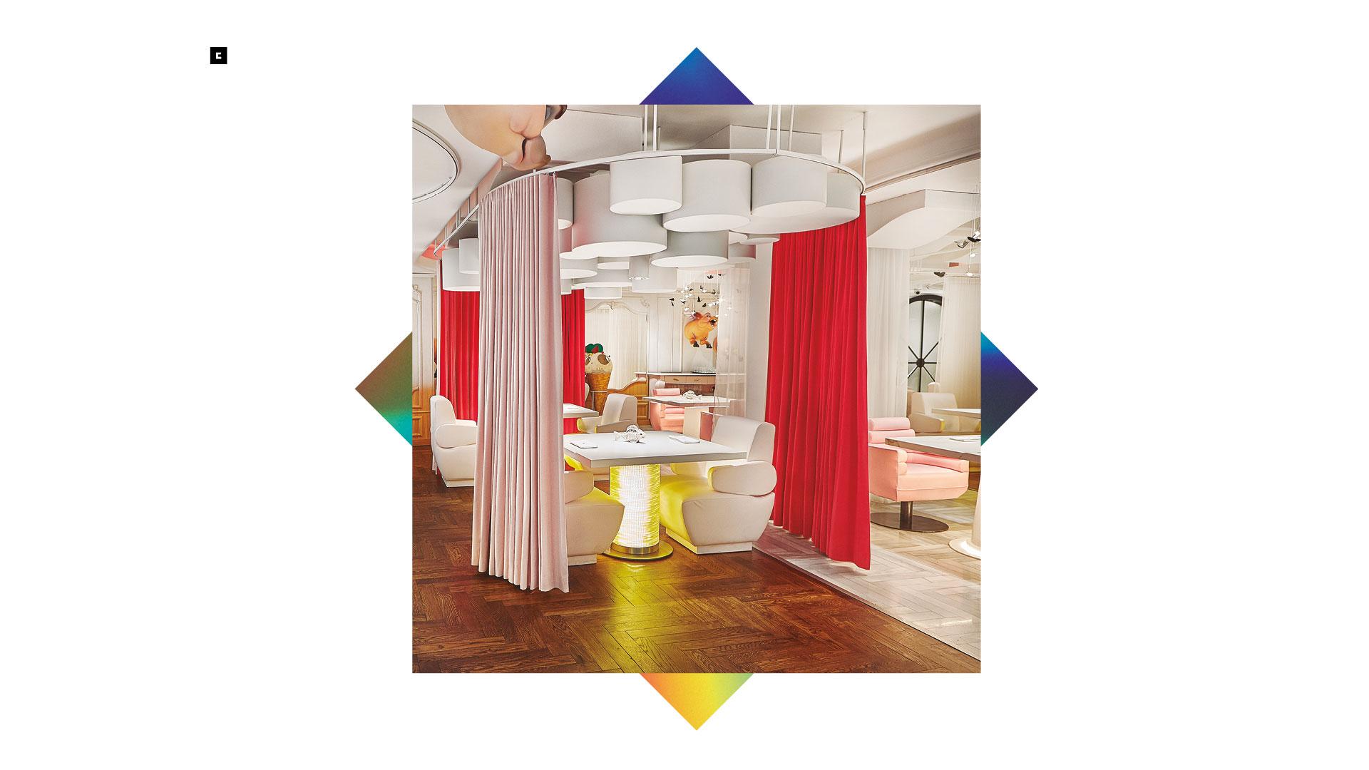 Imagen del libro gastronómico C Top Restaurants