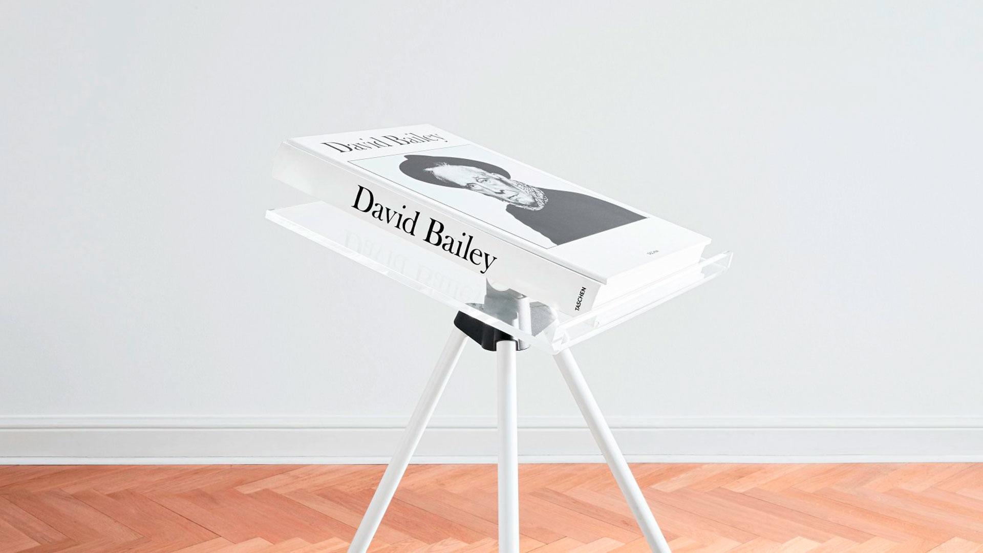 Imagen del Sumo de David Bailey editado por Taschen