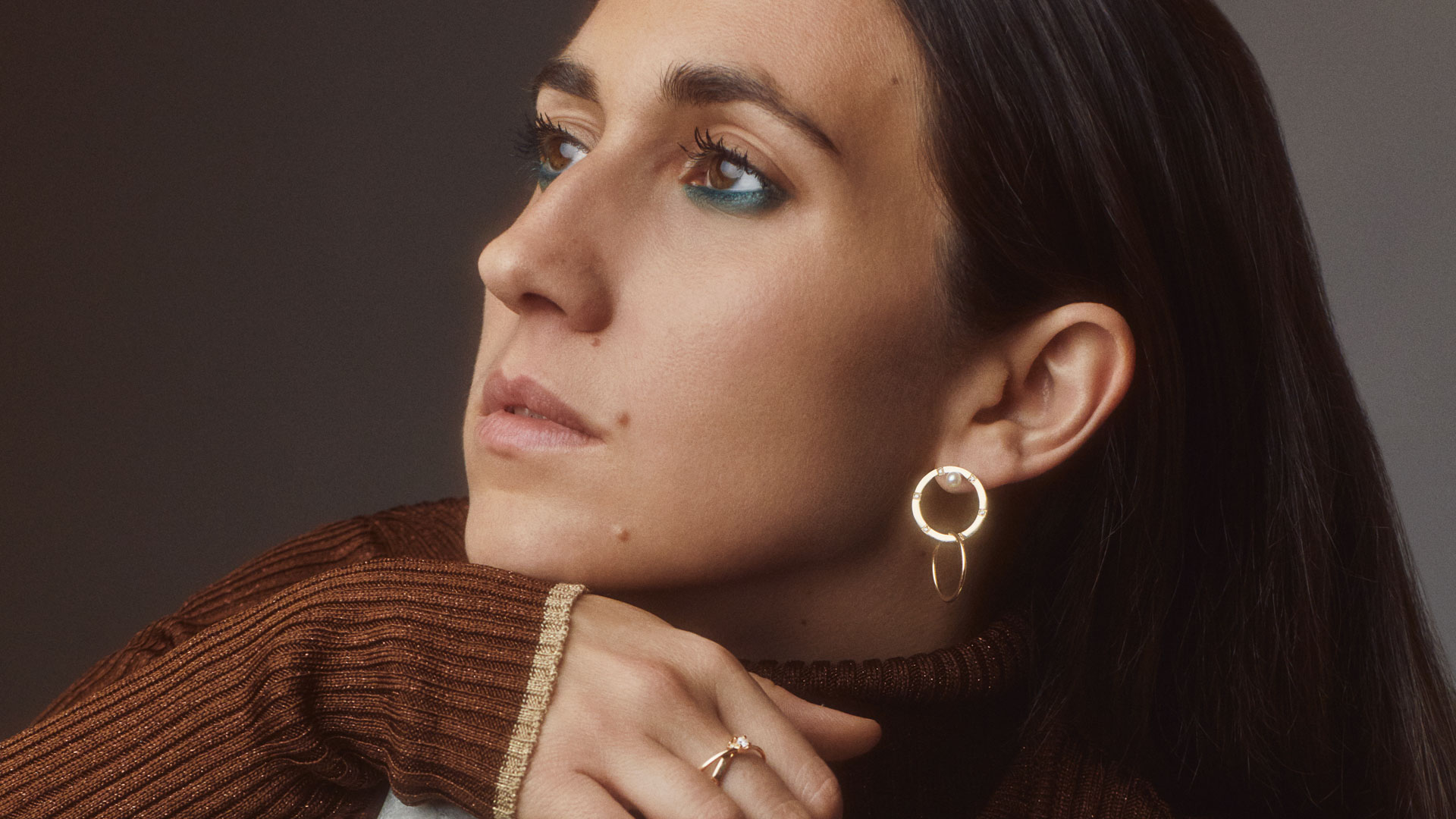 Imagen de las joyas diseñadas por Delfina Delettrez Fendi