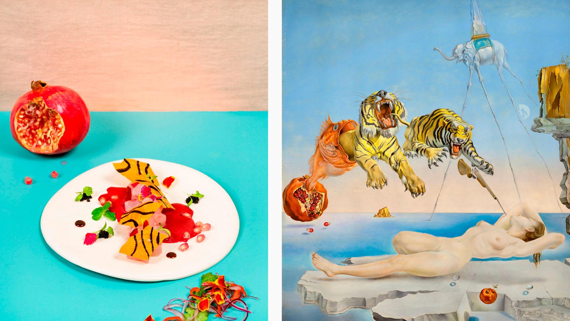 Degustar un cuadro de Dalí hero asset