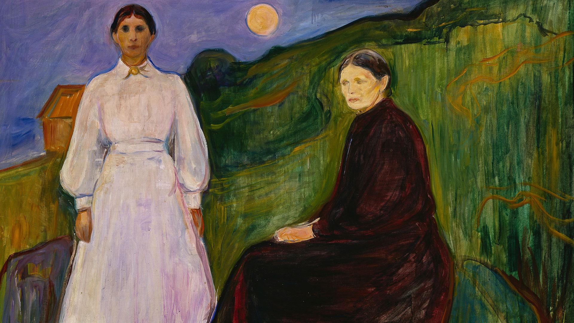 Eduard Munch hero asset