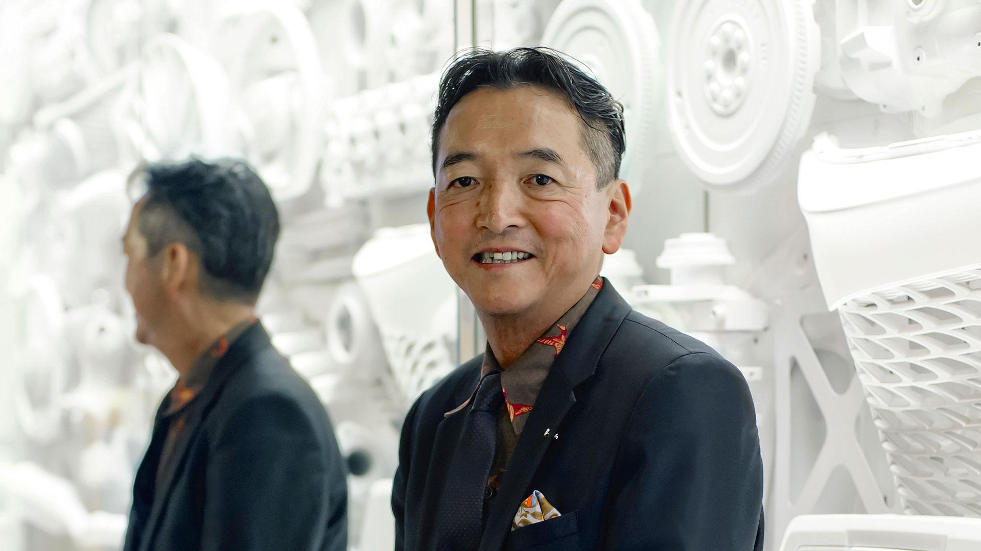 Lexus Tokuo Fukuichi hero asset