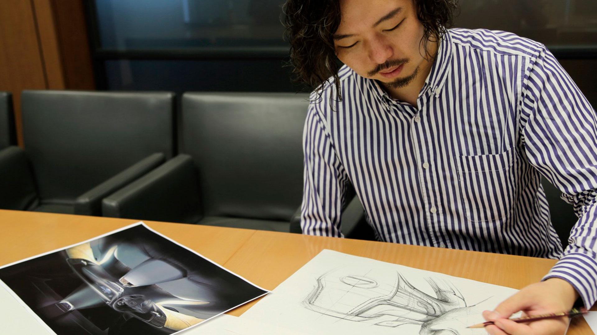 Keitarou Hinoue hero asset