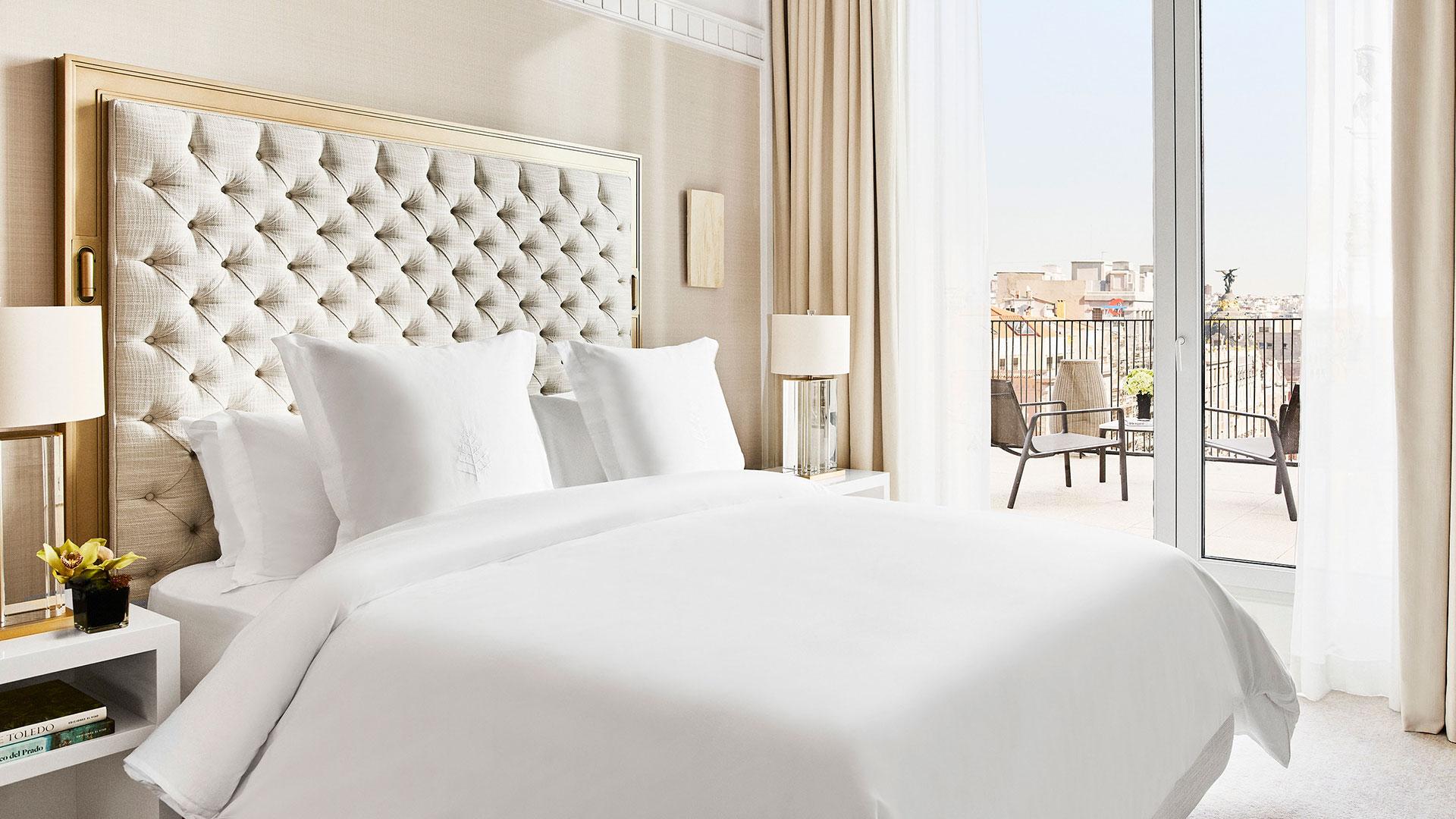 Imagen del hotel Four Seasons Madrid