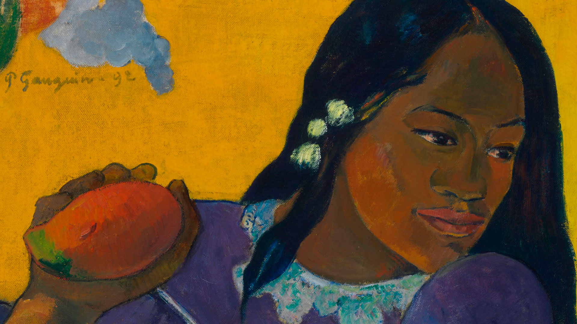 Gauguin Portraits hero asset