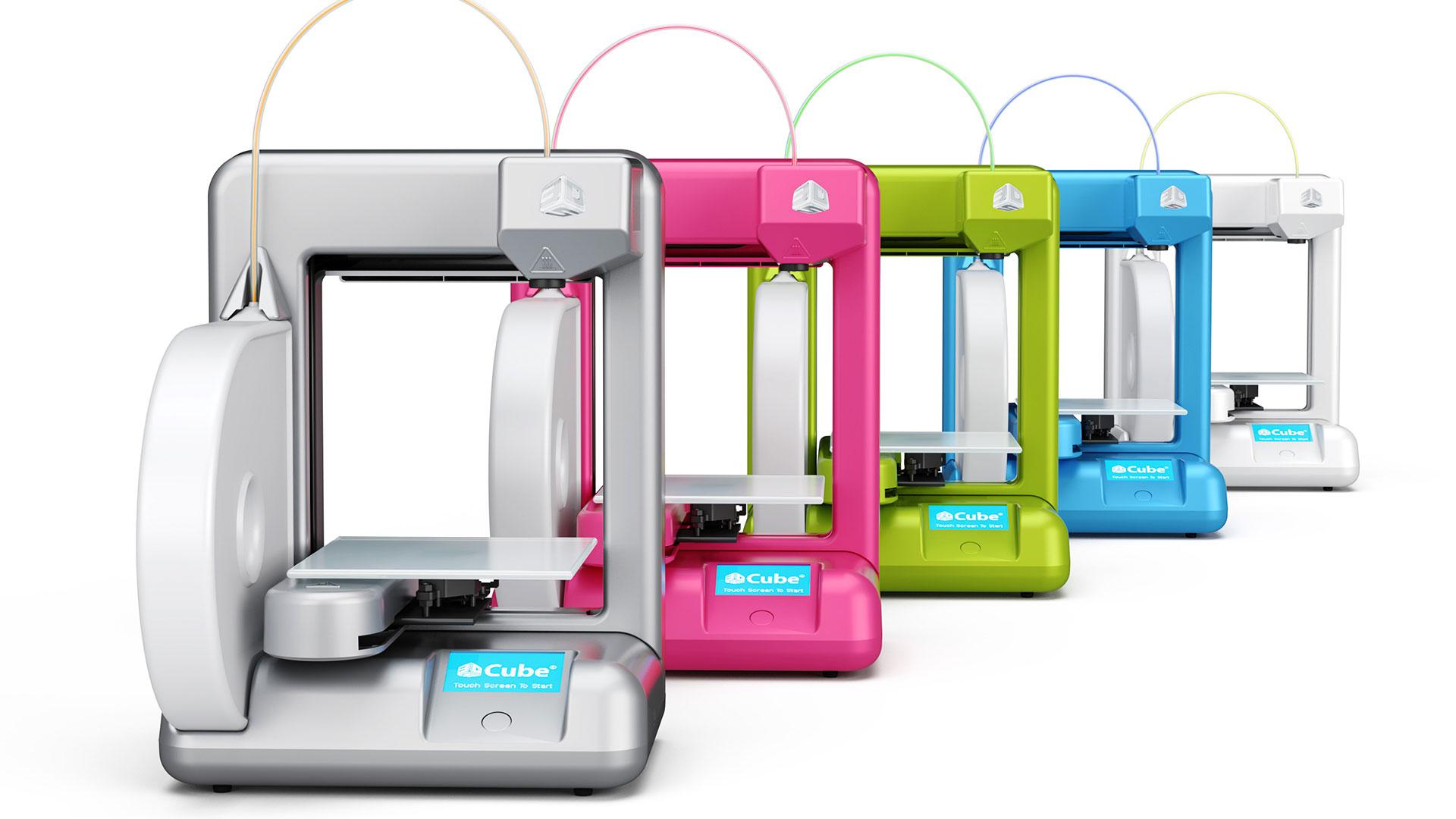Impresoras en 3D hero asset